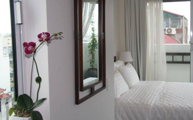 Отель Viethouse Hanoi комната для гостей