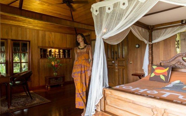 Отель Rohotu Fare Французская Полинезия, Бора-Бора - отзывы, цены и фото номеров - забронировать отель Rohotu Fare онлайн комната для гостей