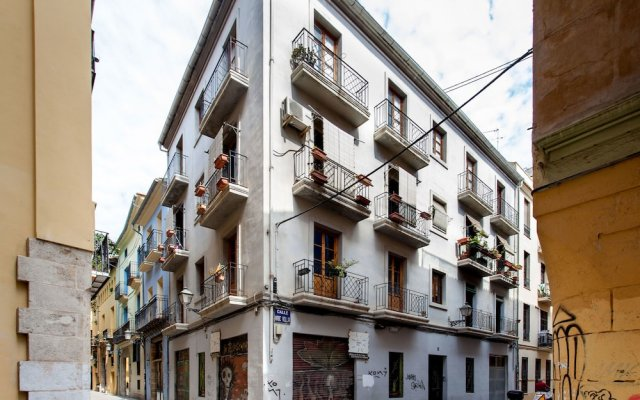 Апартаменты Valencia Flat Rental - Apartment Historical Center вид на фасад