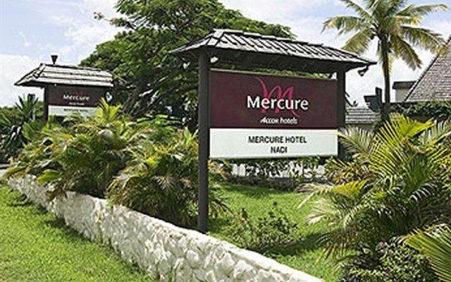 Отель Mercure Nadi Фиджи, Вити-Леву - отзывы, цены и фото номеров - забронировать отель Mercure Nadi онлайн вид на фасад