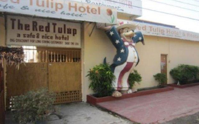Отель Red Tulip Филиппины, Пампанга - отзывы, цены и фото номеров - забронировать отель Red Tulip онлайн вид на фасад