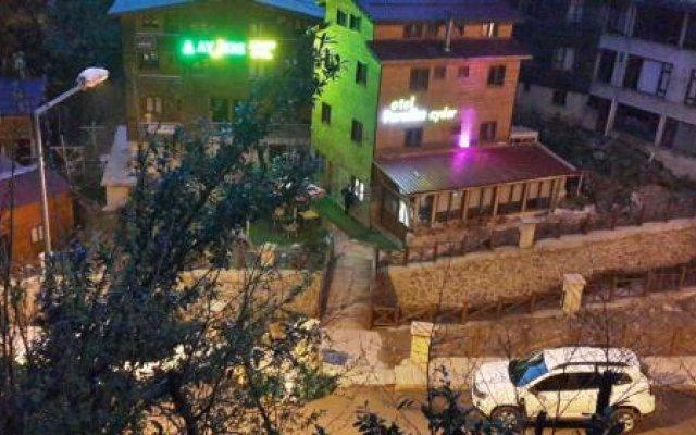 Aydere Apart Hotel Турция, Чамлыхемшин - отзывы, цены и фото номеров - забронировать отель Aydere Apart Hotel онлайн вид на фасад