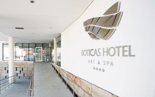 Boticas Hotel Art & Spa вид на фасад