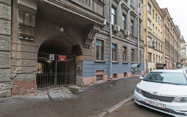 Мини-Отель Samsonov вид на фасад