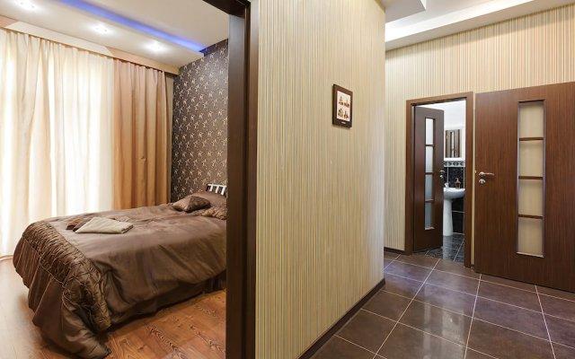 Гостиница KievApartment комната для гостей