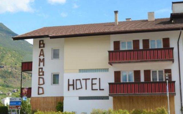 Отель Activ Resort BAMBOO Силандро вид на фасад