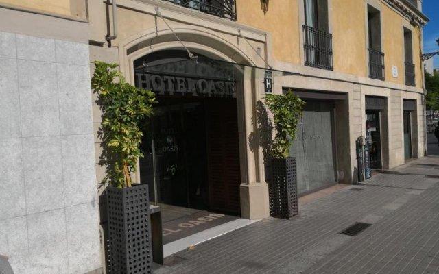 Отель Oasis Испания, Барселона - 5 отзывов об отеле, цены и фото номеров - забронировать отель Oasis онлайн вид на фасад