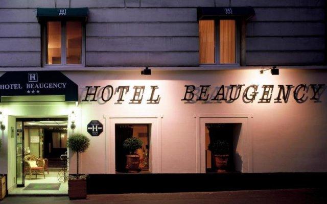 Отель Hôtel Le Beaugency Франция, Париж - 8 отзывов об отеле, цены и фото номеров - забронировать отель Hôtel Le Beaugency онлайн вид на фасад