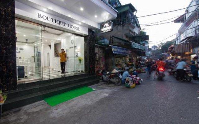 Отель Hanoi Boutique House Вьетнам, Ханой - отзывы, цены и фото номеров - забронировать отель Hanoi Boutique House онлайн вид на фасад