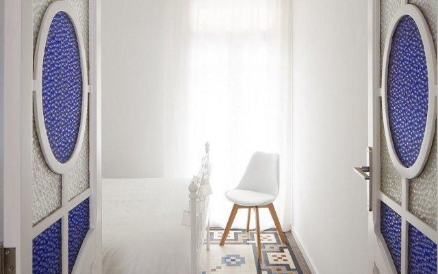 Отель Apartamento Familiar en Extramurs Испания, Валенсия - отзывы, цены и фото номеров - забронировать отель Apartamento Familiar en Extramurs онлайн комната для гостей