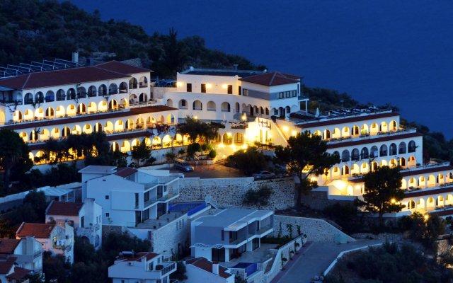 Kalamar Турция, Калкан - 4 отзыва об отеле, цены и фото номеров - забронировать отель Kalamar онлайн вид на фасад