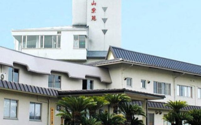 Отель Shikanocho Kokuminshukusha Sanshien Мисаса вид на фасад