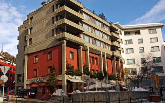 Hauser Hotel St. Moritz