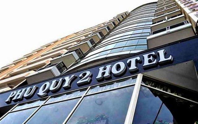 Phu Quy 2 Hotel вид на фасад