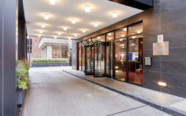 Отель Charming Midtown East Suites by Sonder вид на фасад