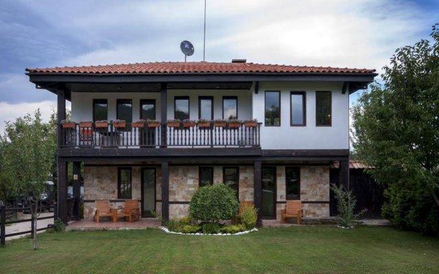 Отель Pirin Chalet Болгария, Банско - отзывы, цены и фото номеров - забронировать отель Pirin Chalet онлайн вид на фасад