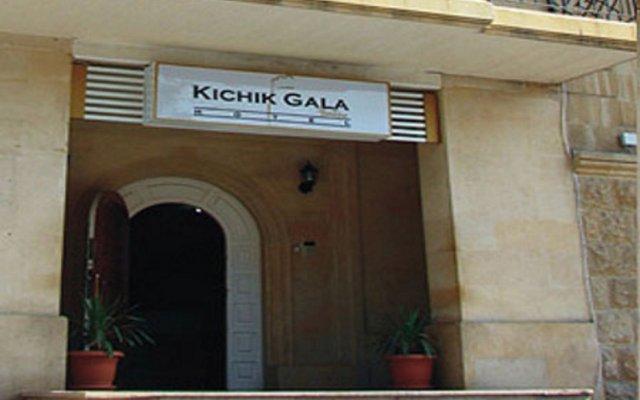 Отель Kichik Gala Hotel Азербайджан, Баку - 3 отзыва об отеле, цены и фото номеров - забронировать отель Kichik Gala Hotel онлайн вид на фасад