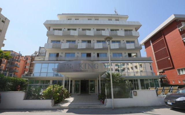 Hotel King вид на фасад