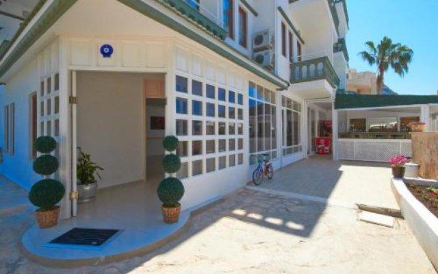 Kalkan Dream Hotel Турция, Калкан - отзывы, цены и фото номеров - забронировать отель Kalkan Dream Hotel онлайн вид на фасад