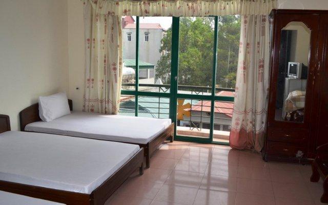 Отель Son Duong комната для гостей