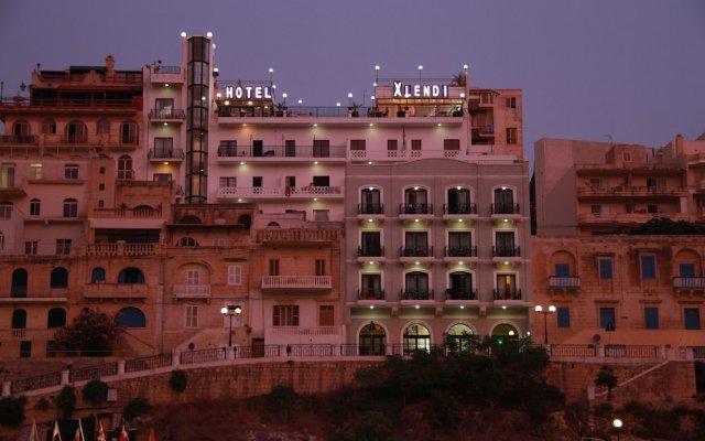 Отель Xlendi Resort & Spa Мальта, Мунксар - 2 отзыва об отеле, цены и фото номеров - забронировать отель Xlendi Resort & Spa онлайн вид на фасад