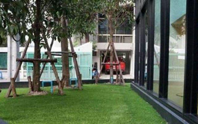Отель Avatar Residence Таиланд, Бангкок - отзывы, цены и фото номеров - забронировать отель Avatar Residence онлайн вид на фасад