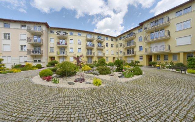 Отель Dom & House - Apartamenty Patio Mare Сопот