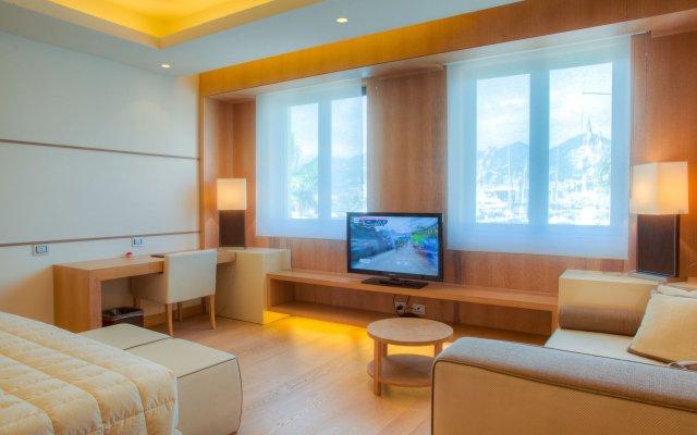 Отель Marina Place Resort Генуя комната для гостей