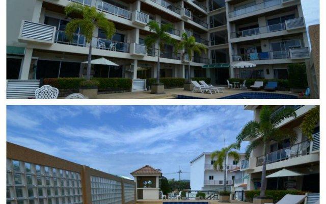 Отель Rawai Condominium by bayshore бассейн