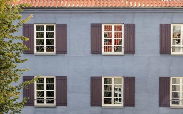 Отель Villa Provence Дания, Орхус - отзывы, цены и фото номеров - забронировать отель Villa Provence онлайн вид на фасад