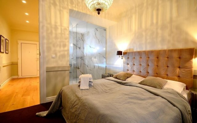 Апартаменты Vienna Residence Classy Apartment for 2 People Right in the Center of Vienna Вена комната для гостей