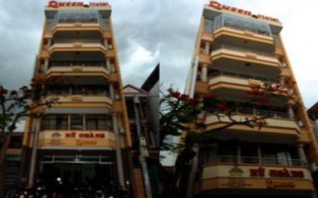 Queen Hotel Nha Trang вид на фасад