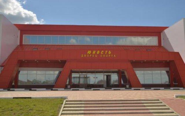 Гостиница Люкс в Алексеевке отзывы, цены и фото номеров - забронировать гостиницу Люкс онлайн Алексеевка вид на фасад