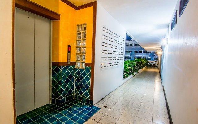 Отель Sutus Court 3 Таиланд, Паттайя - отзывы, цены и фото номеров - забронировать отель Sutus Court 3 онлайн вид на фасад