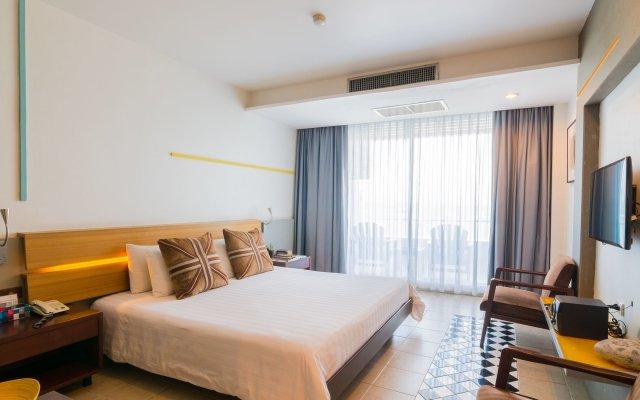 Отель Baboona Beachfront Living Таиланд, Паттайя - 2 отзыва об отеле, цены и фото номеров - забронировать отель Baboona Beachfront Living онлайн комната для гостей