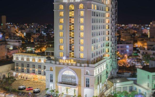 Isena Nha Trang Hotel Нячанг вид на фасад