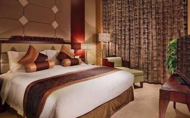 Xi'an OKL Hotel комната для гостей