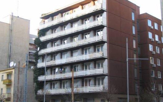 Отель Apartment4you Budapest вид на фасад