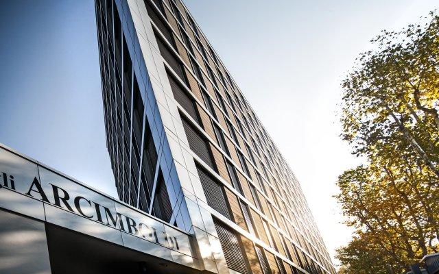 Отель degli Arcimboldi Италия, Милан - 4 отзыва об отеле, цены и фото номеров - забронировать отель degli Arcimboldi онлайн вид на фасад