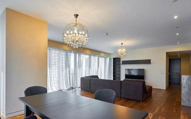 Апартаменты Apartment Moscow City IQ92 Москва комната для гостей