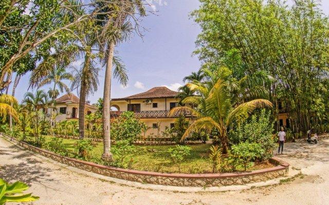 Отель Pure Garden Resort Negril вид на фасад