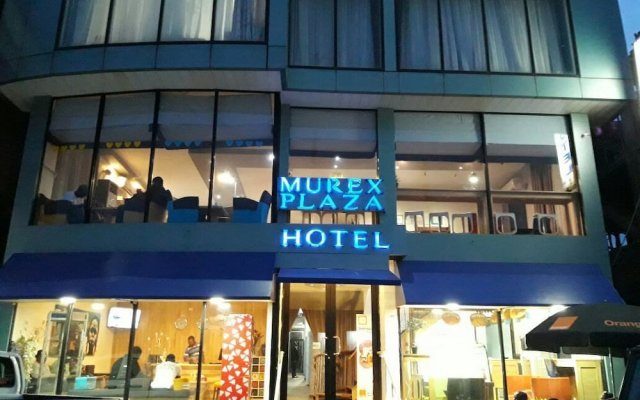 Murex Plaza Hotel & Suites in Monrovia, Liberia from 116$, photos, reviews - zenhotels.com hotel front