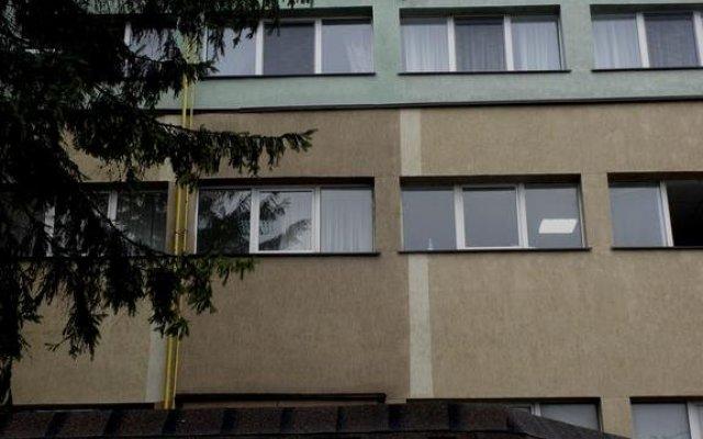 Leon Hotel вид на фасад