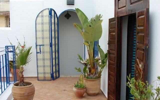 Отель Riad Dar Soufa Марокко, Рабат - отзывы, цены и фото номеров - забронировать отель Riad Dar Soufa онлайн вид на фасад