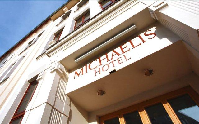 Отель & Restaurant MICHAELIS Германия, Лейпциг - отзывы, цены и фото номеров - забронировать отель & Restaurant MICHAELIS онлайн вид на фасад