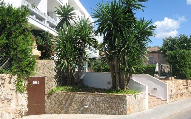 Отель Apartamentos Marthas Suite вид на фасад