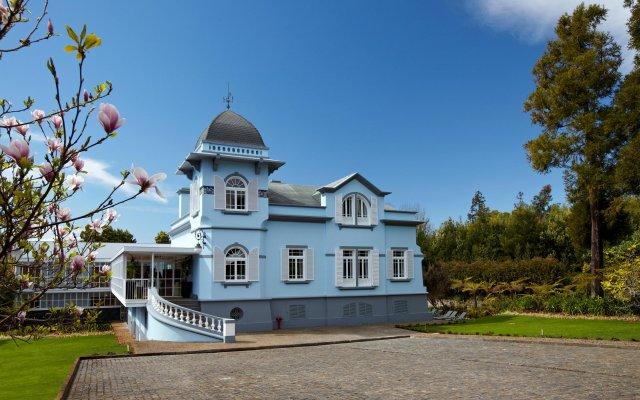 Отель Porto Bay Serra Golf Машику вид на фасад