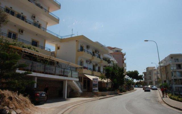 Hotel Vola вид на фасад