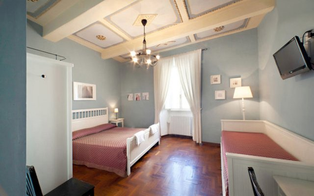 Отель Bed & Breakfast Calisto 6 комната для гостей