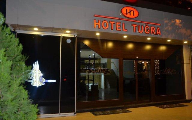 Tugra Hotel Адыяман вид на фасад